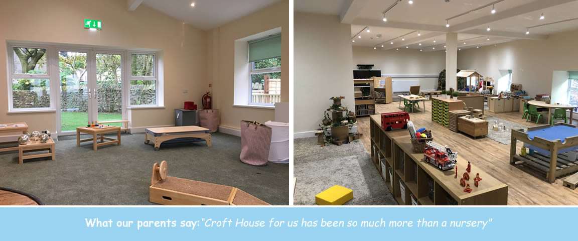 Croft House Children's Nursery Horwich Back 2